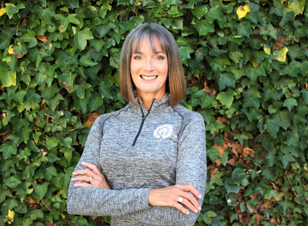 Jacqueline Hooton - Her Garden Gym