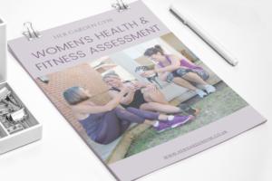 Women's Health & Fitness Assessment